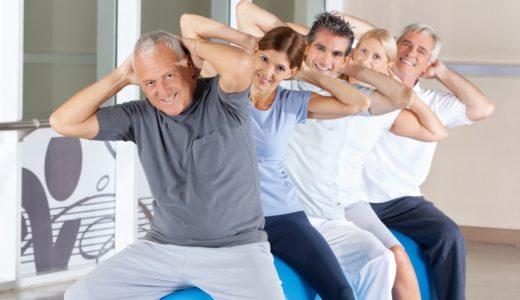 糖尿病患者の体力レベルによる生存率の違い